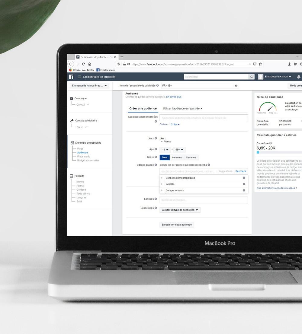 Comment faire des publicités sur facebook ? Comment optimiser ses campagnes facebook ads ?