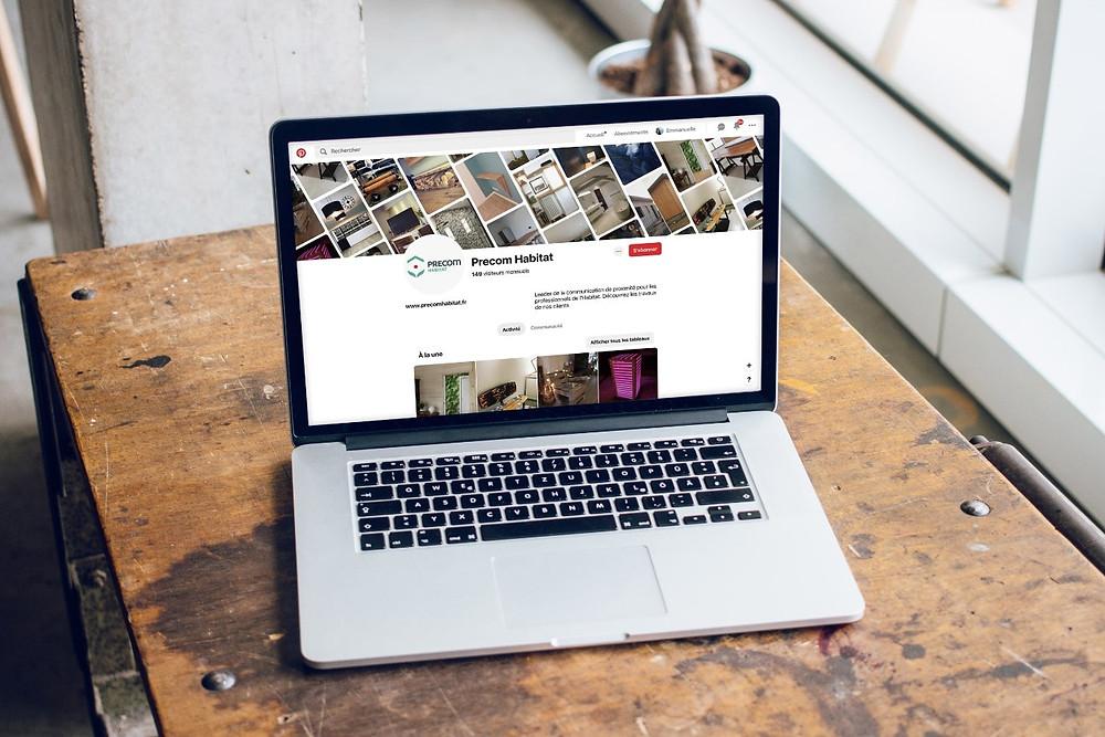 pourquoi utiliser pinterest pour son entreprise ? Quel intérêt à être sur Pinterest pour son entreprise ? Pourquoi faut-il être sur Pinterest ?