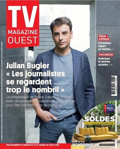 Mobilier de France, à Mondeville, un Streaing TV MAG Precom Habitat