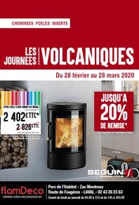 FLAMDECO prospectus campagne de communication Ouest-France