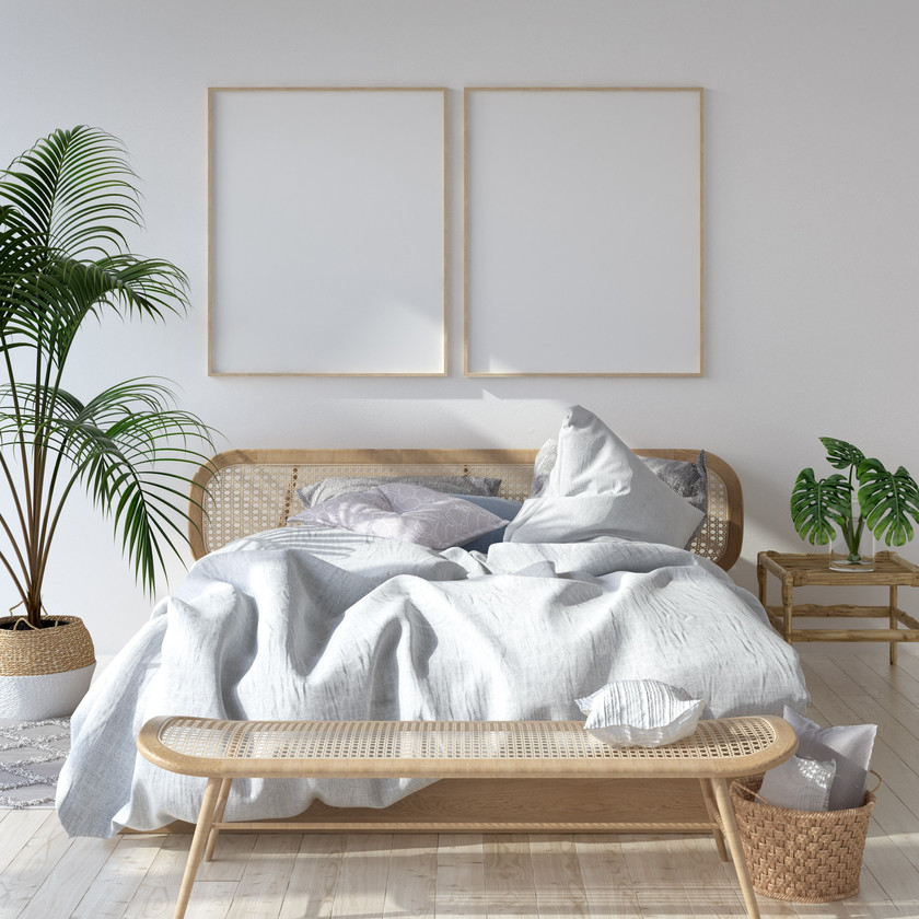 Rotin fibre naturelle déco tendance mobilier salon chambre