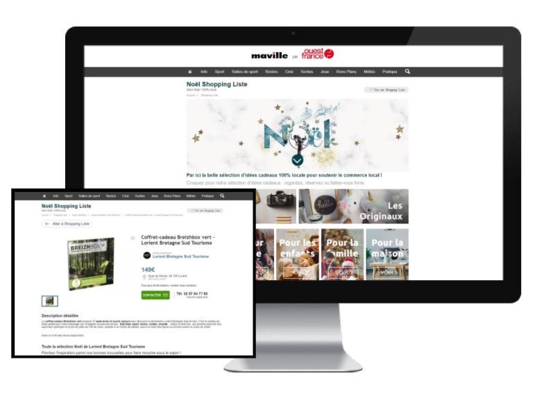 Créer un site e-commerce gratuitement avec precom habitat