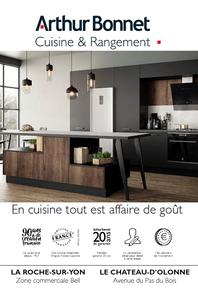 ARTHUR BONNET  prospectus campagne de communication Ouest-France
