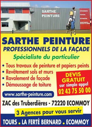 Sarthe Peinture Pub Print Precom Habitat