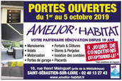 Amelior'habitat à Saint-Sébastien-sur-Loire, Publicité Print Precom Habitat