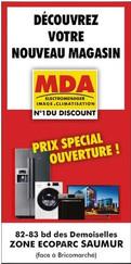 MDA à Saumur, un Display Precom Habitat