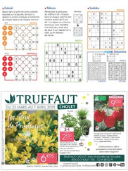 Truffaut à Cholet, une Publicité Print Precom Habitat