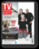 TV Magazine format sur-couverture
