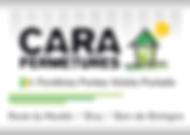 Cara fermetures client de Precom Habitat, la régie publicitaire du Groupe SIPA Ouest-France