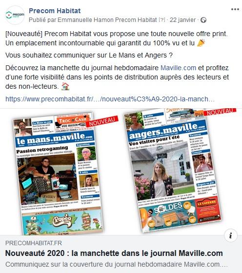 Agence de communication en Bretagne, Pays de la Loire et Normandie vous donne toutes les clés pour réussir sur facebook