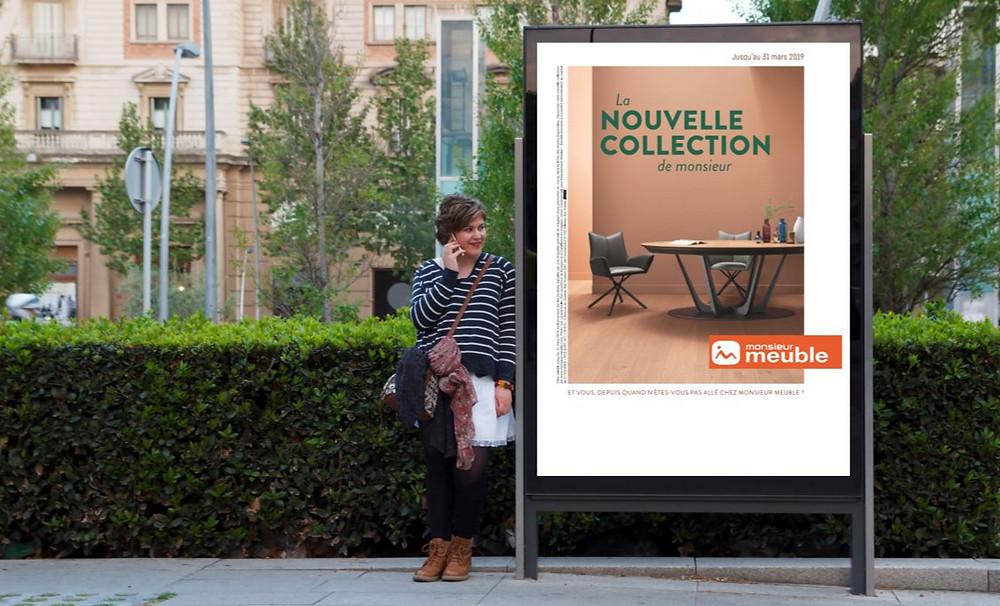 Communiquer sur les panneaux d'affichage sur le grand-ouest