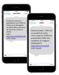 Communiquez sur Ouest-France, les campagnes SMS pour envoyer des messages ciblés à ses clients
