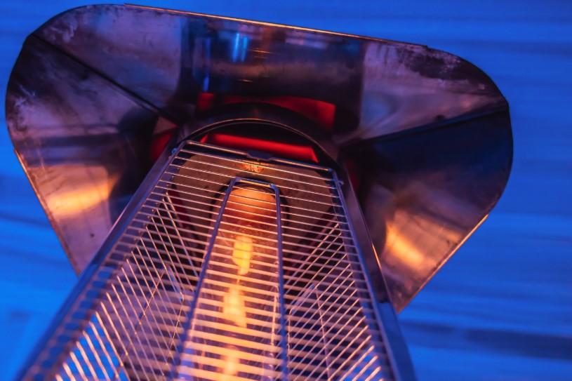 Chauffage extérieur gaz pour votre terrasse