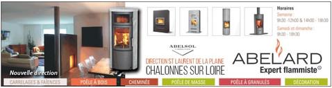 Abelard Chalonnes sur Loire Display Precom Habitat