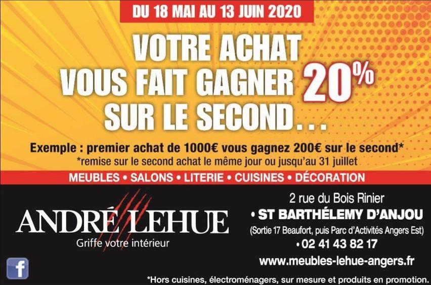 Meubles André Lehue Angers