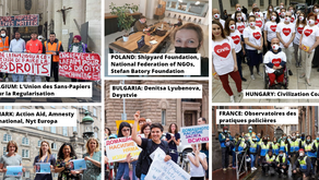 Lawyer Denitsa Lyubenova and Deystvie are among the winners of this year's #CivicPride awards