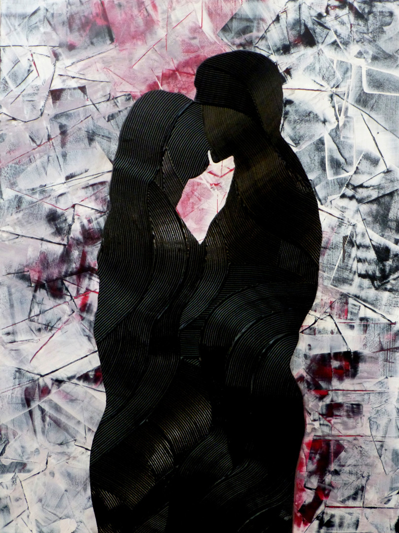 Emile G - Le baiser 1