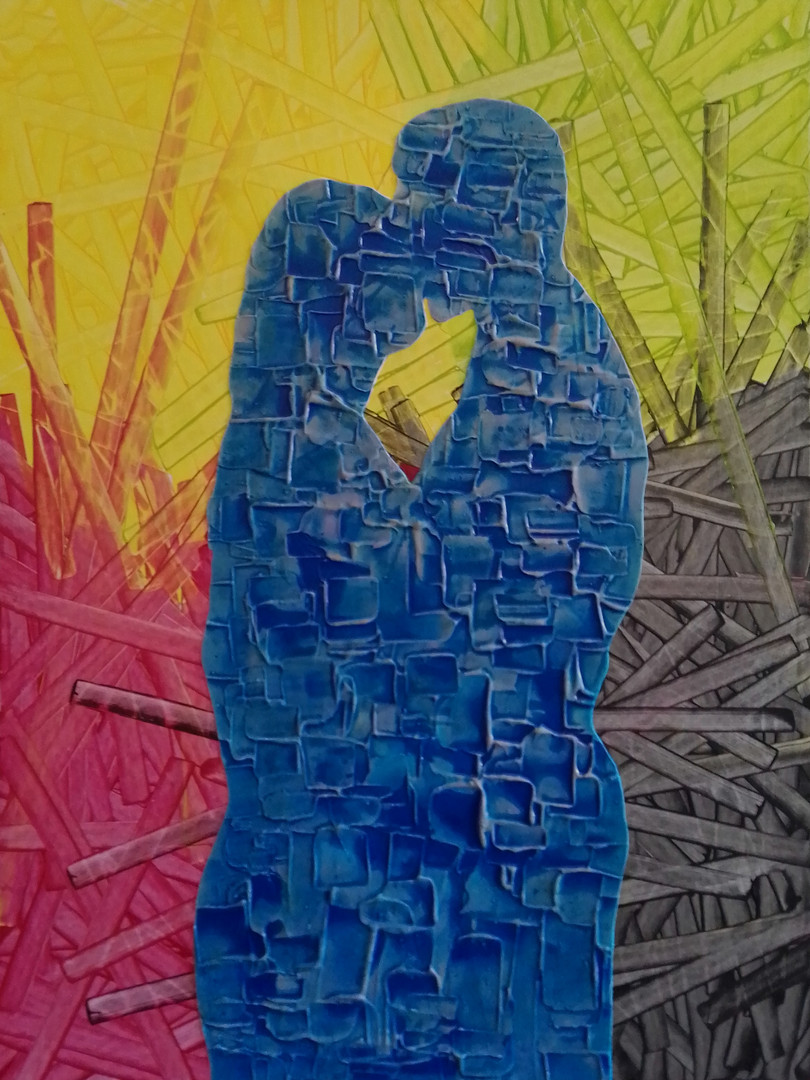 Emile G - Le baiser 8