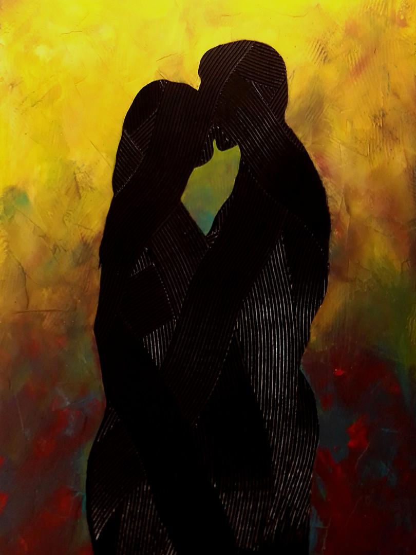 Emile G - Le baiser 3