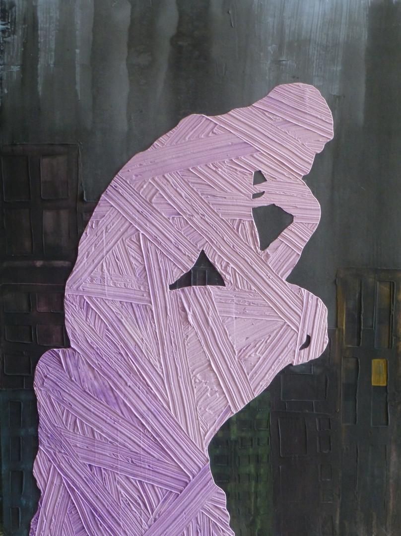 Emile G - Le Penseur 9