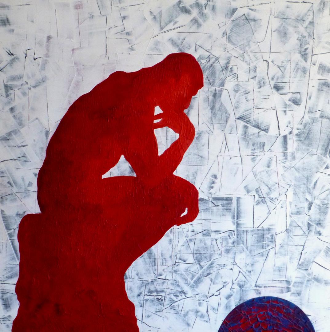 Emile G - Le Penseur 1
