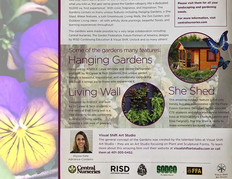 RIBA Flower & Garden Show 2018