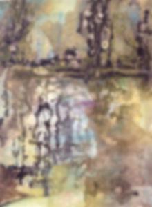 Abstract Painting, aka Visual Shift