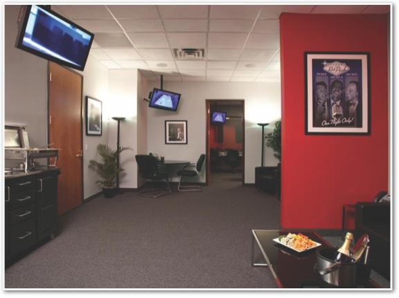 VIP Client Lounge