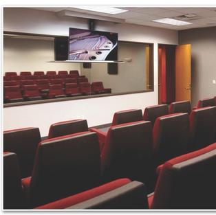 48 Seat Movie Theater
