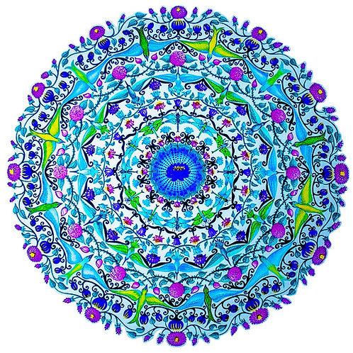 Série de Mandalas - Artista Visual Ivana Cassuli