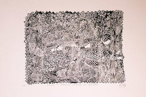 Passeio e Conversa Através da Floresta - Artista Plástica Denise Roman