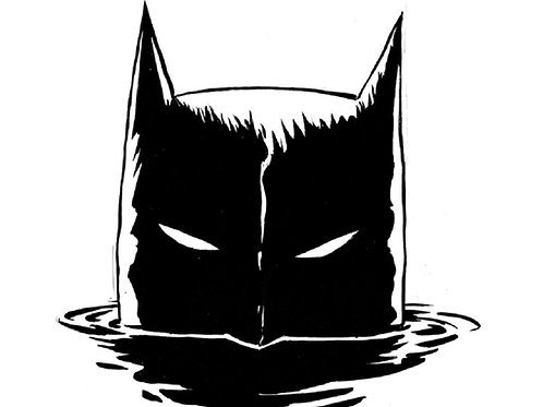 Batman - Desenhista Foca Cruz