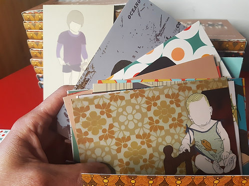 Série Poema Sem Rosto - Gravura – Artista Plástica Ivana Lima