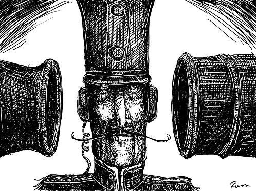 Il Carabiniere - Desenhista Foca Cruz