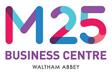 m25 business centre logo