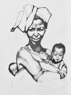 BANTU MOTHER