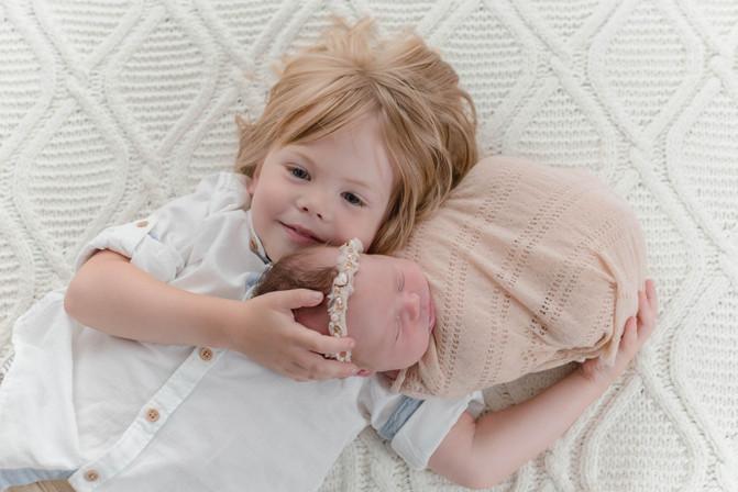 Neugeborenen Fotoshooting Janina Haner P