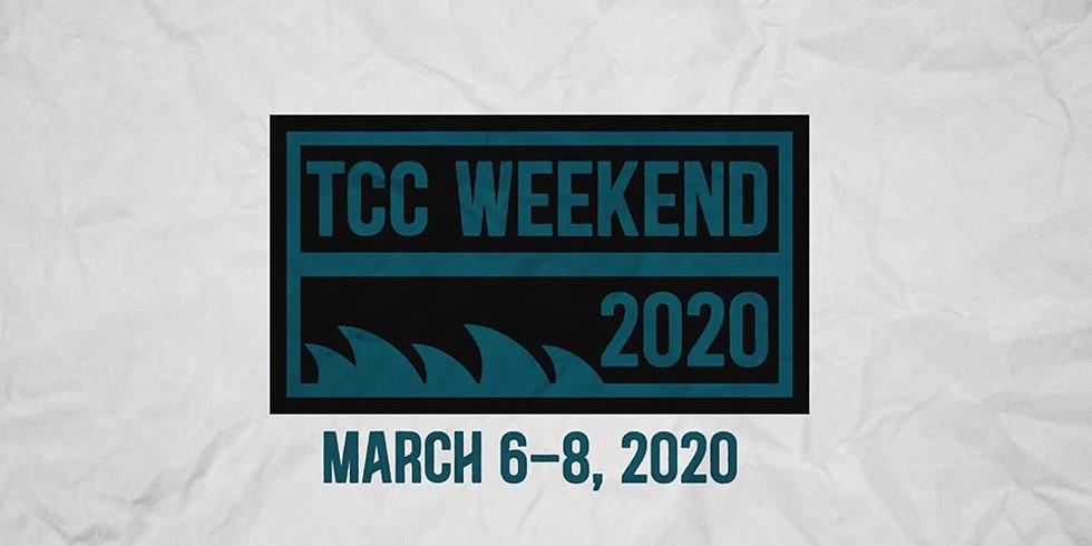TCC Weekend 2020 San Jose Sharks vs Ottawa Senators