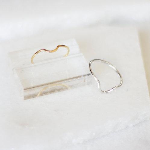 arc stacking ring
