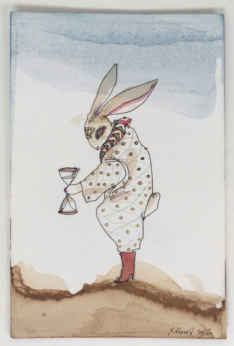 All-Seeing Rabbit