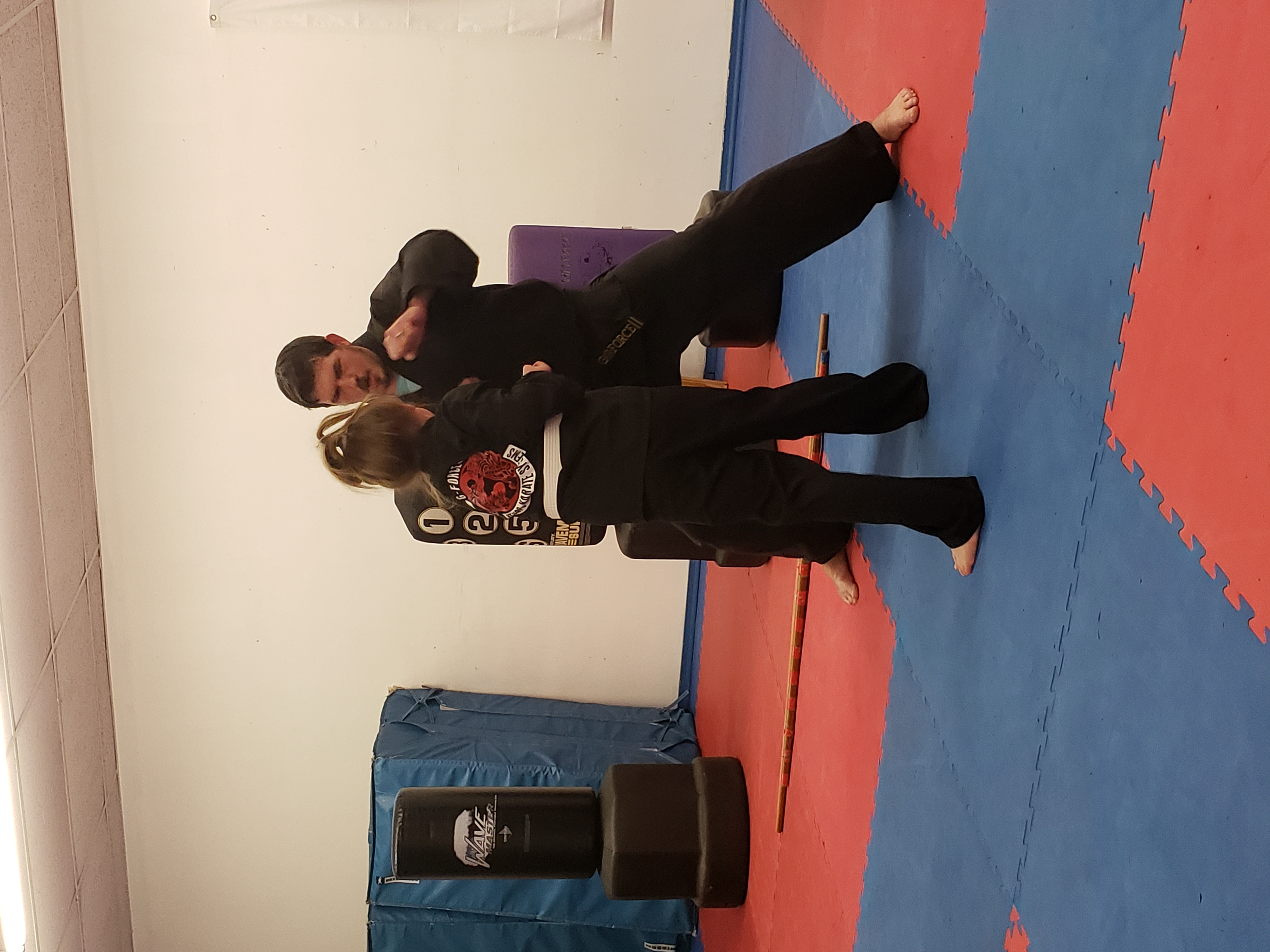 One Step Sparring