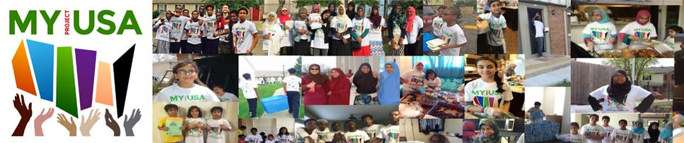MY Project USA - Strong Muslim Youth Building Stronger America