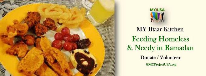 MY Iftaar Kitchen 2016: Feeding the Homeless and the Needy during Ramadan