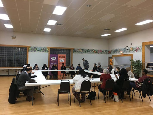Dayton Muslim Domestic Violence Advocates Training