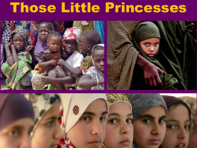 The Day of Arafat and Those Little Princesses