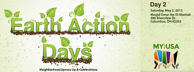 Columbus Earth Action Day Two