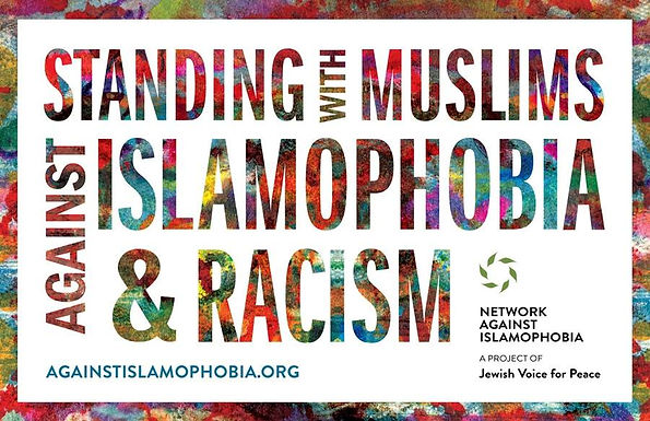 Interfaith Vigil for Victims of Islamophobia