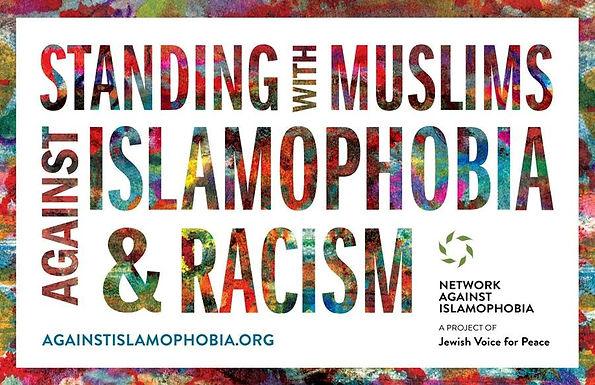 Interfaith Vigil for Victims of Islamophobia