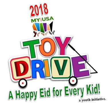 MY Eid Toys Drive 2018