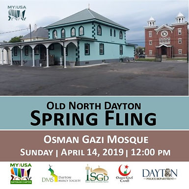 Old North Dayton Multicultural Spring Fling